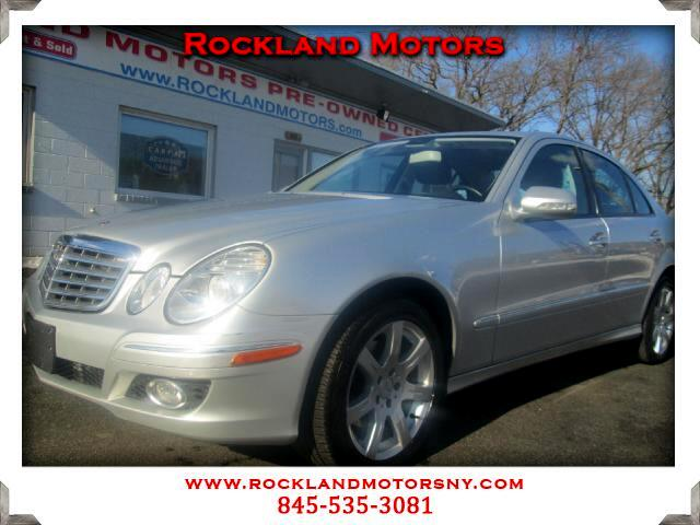 2007 Mercedes E-Class DISCLAIMER We make every effort to present information that is accurate Howe
