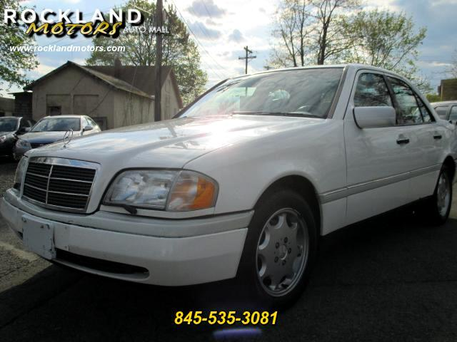 1997 Mercedes C-Class DISCLAIMER We make every effort to present information that is accurate How