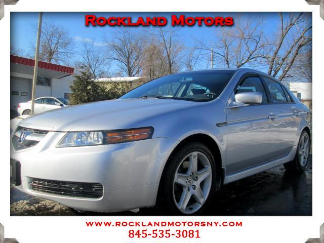 2004 Acura TL DISCLAIMER We make every effort to present information that is accurate However it i