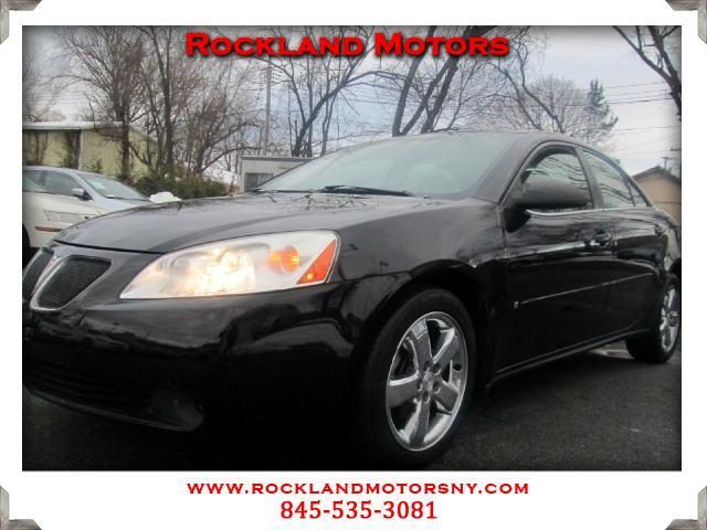 2006 Pontiac G6 DISCLAIMER We make every effort to present information that is accurate However it