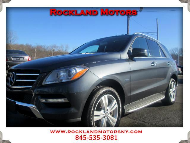 2012 Mercedes M-Class DISCLAIMER We make every effort to present information that is accurate Howe