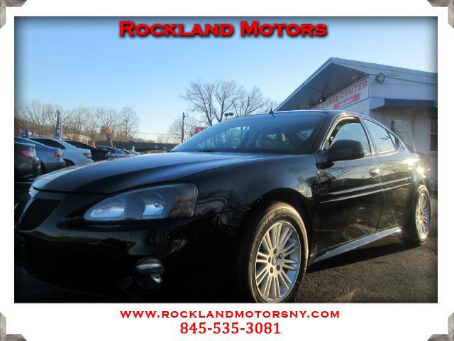 2004 Pontiac Grand Prix DISCLAIMER We make every effort to present information that is accurate Ho