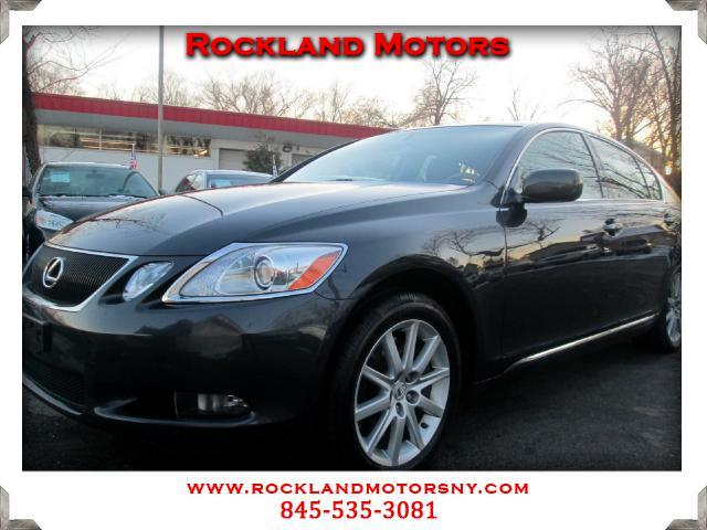 2007 Lexus GS DISCLAIMER We make every effort to present information that is accurate However it i