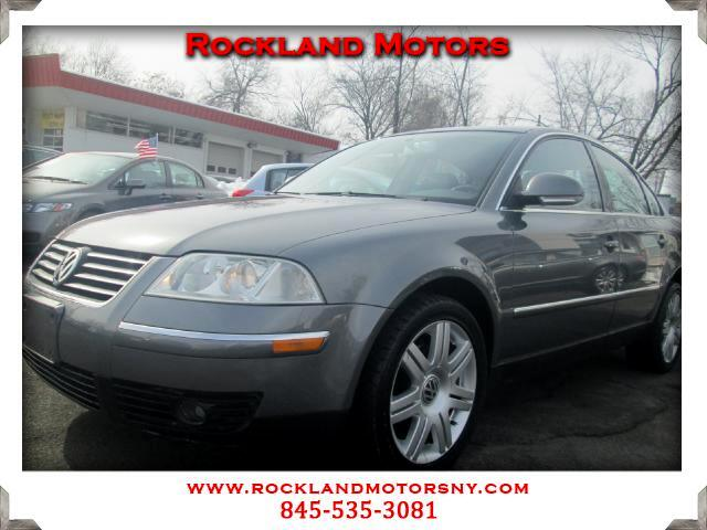 2005 Volkswagen Passat DISCLAIMER We make every effort to present information that is accurate How