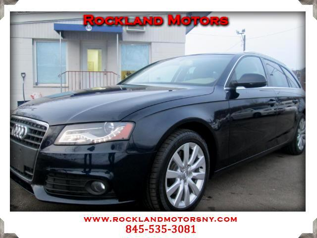2011 Audi A4 in West Nyack