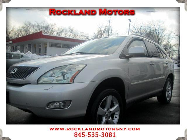 2004 Lexus RX 330 DISCLAIMER We make every effort to present information that is accurate However