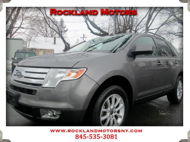 2010 Ford Edge DISCLAIMER We make every effort to present information that is accurate However it