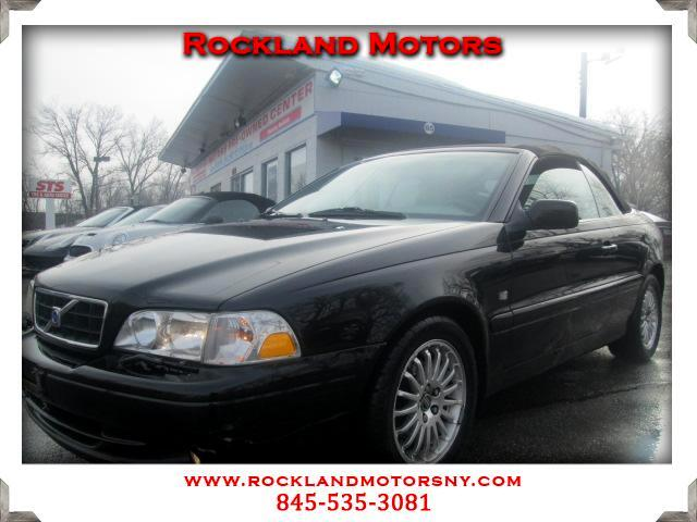 2004 Volvo C70 DISCLAIMER We make every effort to present information that is accurate However it