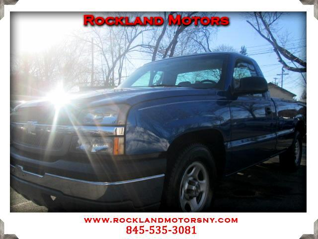2003 Chevrolet Silverado 1500 DISCLAIMER We make every effort to present information that is accura