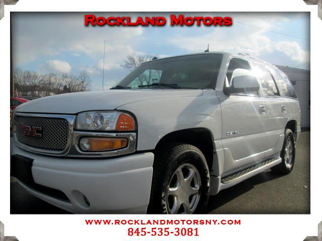 2003 GMC Yukon Denali DISCLAIMER We make every effort to present information that is accurate Howe
