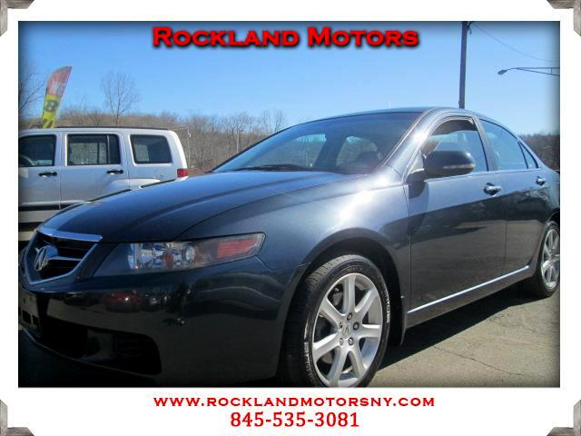 2005 Acura TSX DISCLAIMER We make every effort to present information that is accurate However it
