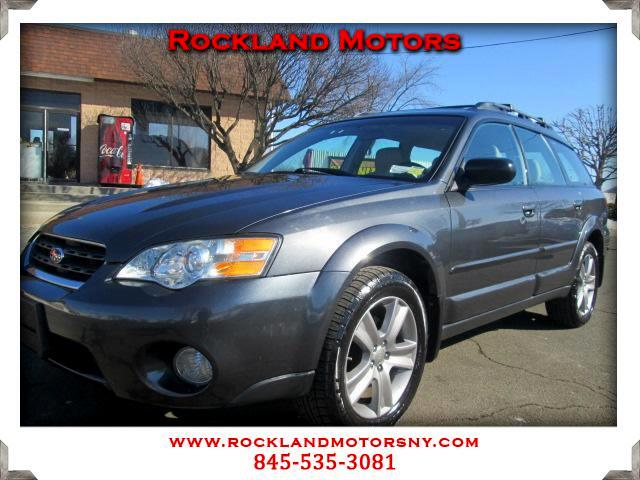 2007 Subaru Outback DISCLAIMER We make every effort to present information that is accurate Howeve