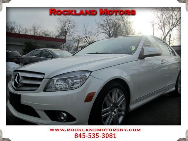 2009 Mercedes C-Class DISCLAIMER We make every effort to present information that is accurate Howe