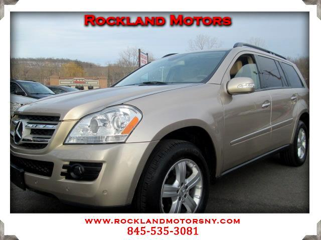 2007 Mercedes GL-Class DISCLAIMER We make every effort to present information that is accurate How