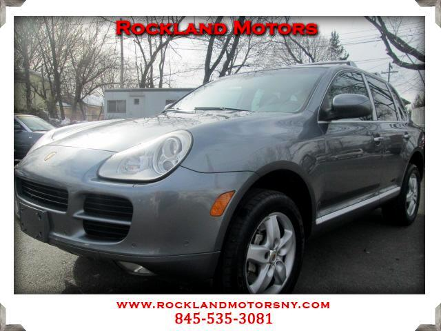 2005 Porsche Cayenne DISCLAIMER We make every effort to present information that is accurate Howev
