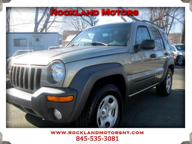 2003 Jeep Liberty DISCLAIMER We make every effort to present information that is accurate However
