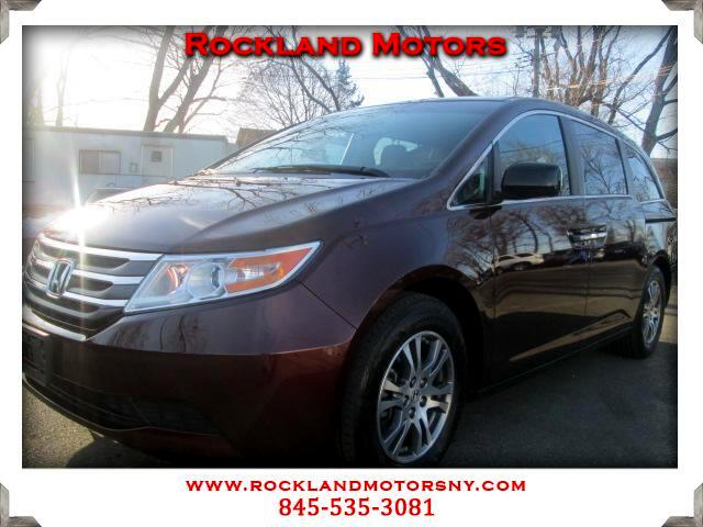 2012 Honda Odyssey DISCLAIMER We make every effort to present information that is accurate However