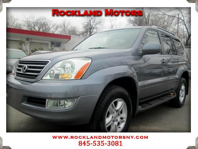2005 Lexus GX 470 DISCLAIMER We make every effort to present information that is accurate However