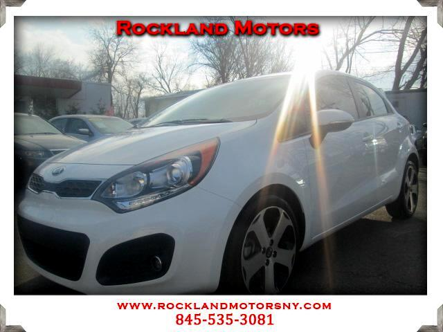 2013 Kia Rio5 DISCLAIMER We make every effort to present information that is accurate However it i