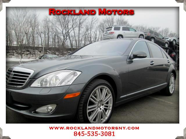 2008 Mercedes S-Class DISCLAIMER We make every effort to present information that is accurate Howe