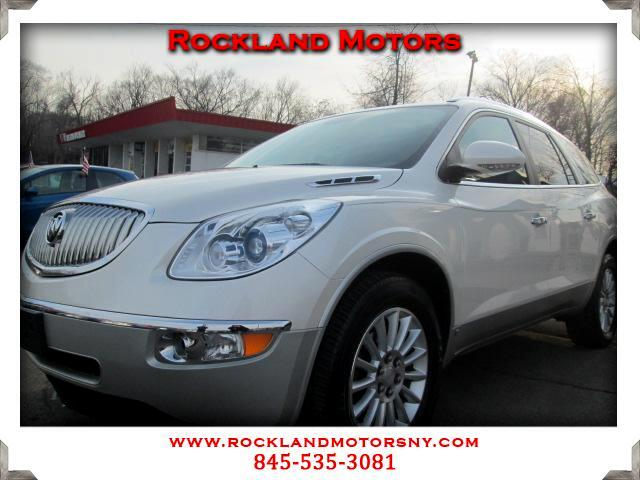 2008 Buick Enclave DISCLAIMER We make every effort to present information that is accurate However