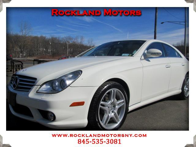 2007 Mercedes CLS-Class DISCLAIMER We make every effort to present information that is accurate Ho