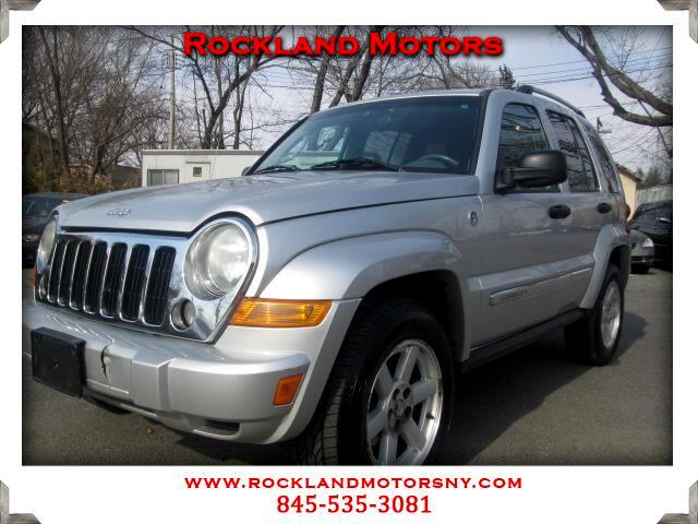 2005 Jeep Liberty DISCLAIMER We make every effort to present information that is accurate However