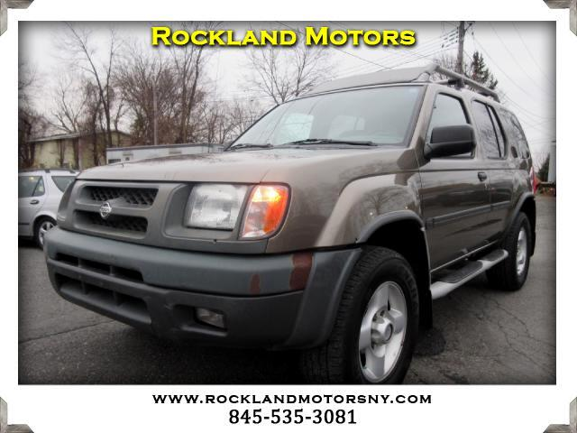 2001 Nissan Xterra DISCLAIMER We make every effort to present information that is accurate Howeve