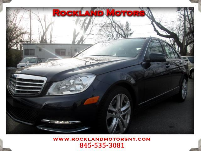 2014 Mercedes C-Class DISCLAIMER We make every effort to present information that is accurate Howe