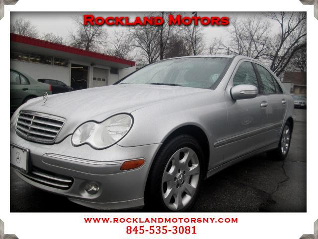 2005 Mercedes C-Class DISCLAIMER We make every effort to present information that is accurate Howe