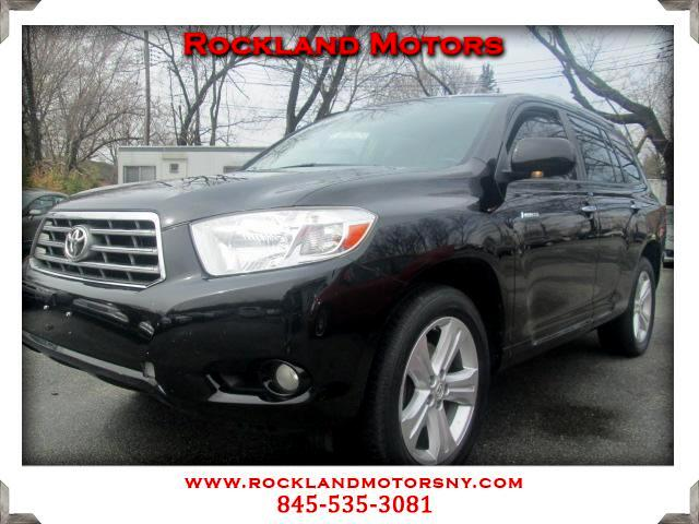 2009 Toyota Highlander DISCLAIMER We make every effort to present information that is accurate How