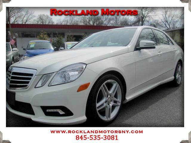 2011 Mercedes E-Class DISCLAIMER We make every effort to present information that is accurate Howe