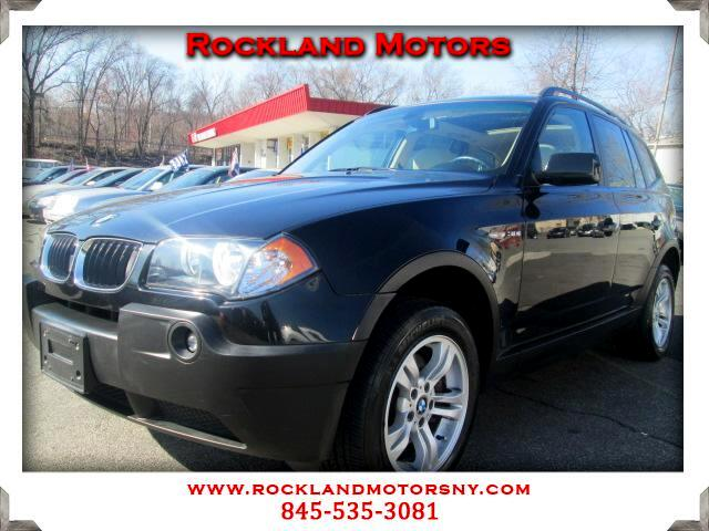 2005 BMW X3 DISCLAIMER We make every effort to present information that is accurate However it is