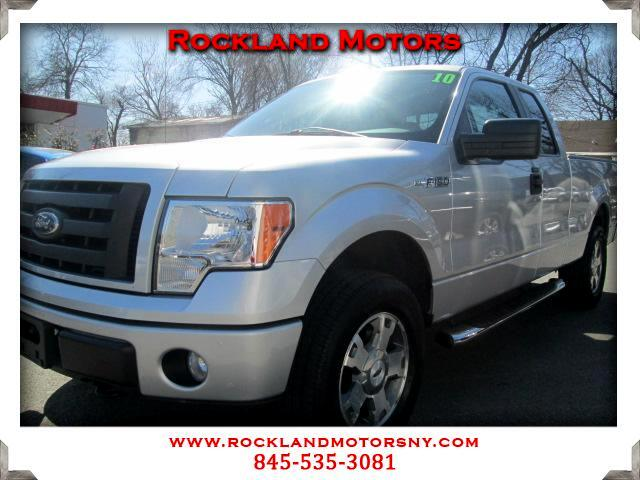 2010 Ford F-150 DISCLAIMER We make every effort to present information that is accurate However it