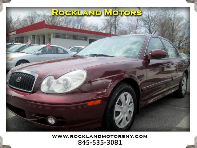 2005 Hyundai Sonata DISCLAIMER We make every effort to present information that is accurate Howev