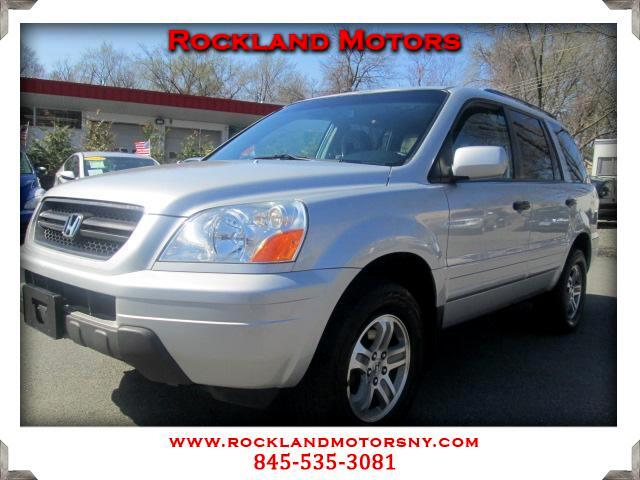 2004 Honda Pilot DISCLAIMER We make every effort to present information that is accurate However i