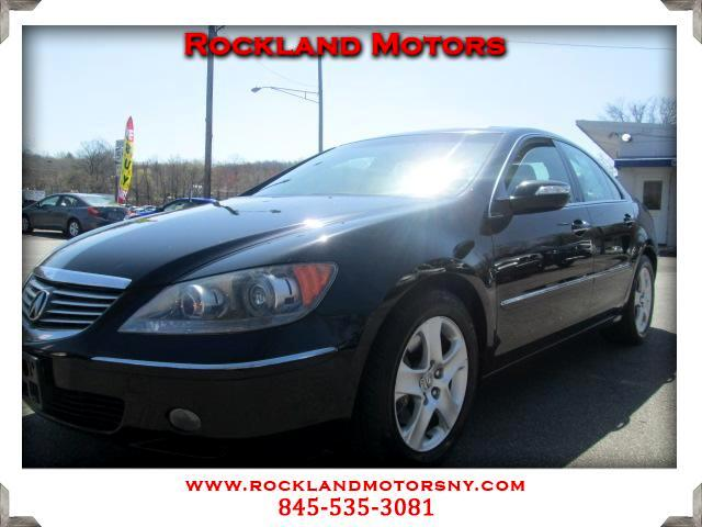 2006 Acura RL DISCLAIMER We make every effort to present information that is accurate However it i