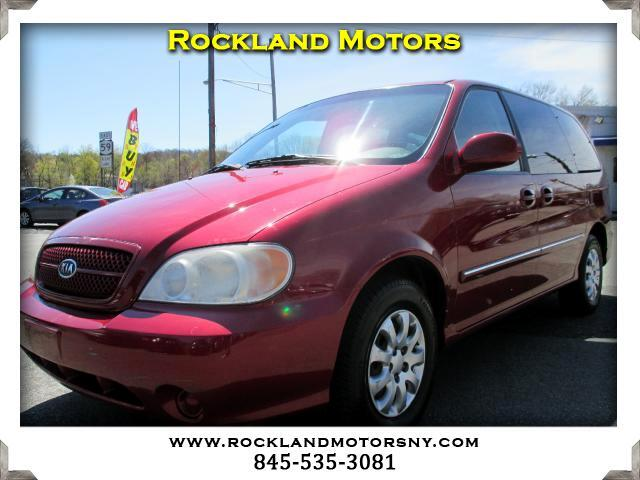 2004 Kia Sedona DISCLAIMER We make every effort to present information that is accurate However i