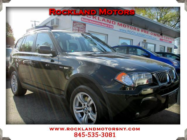 2006 BMW X3 DISCLAIMER We make every effort to present information that is accurate However it is