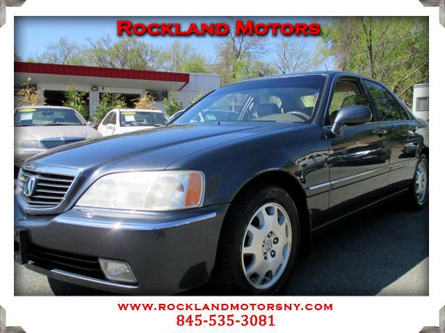 2004 Acura RL DISCLAIMER We make every effort to present information that is accurate However it i