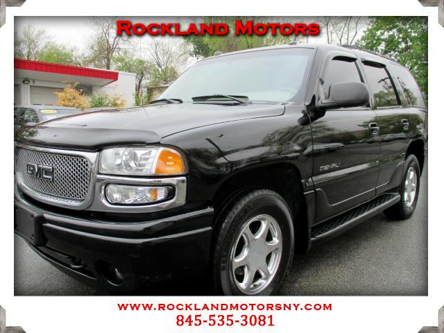 2004 GMC Yukon Denali DISCLAIMER We make every effort to present information that is accurate Howe