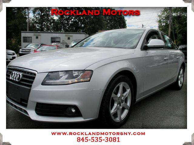 2009 Audi A4 DISCLAIMER We make every effort to present information that is accurate However it is