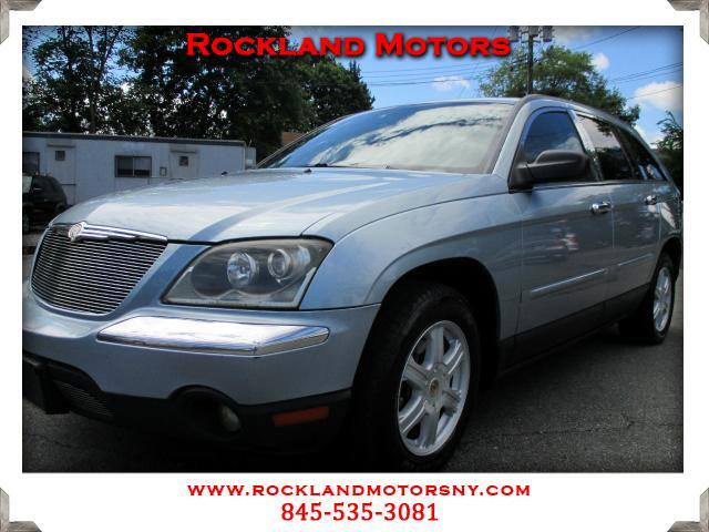 2004 Chrysler Pacifica DISCLAIMER We make every effort to present information that is accurate How