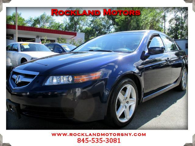 2005 Acura TL DISCLAIMER We make every effort to present information that is accurate However it i