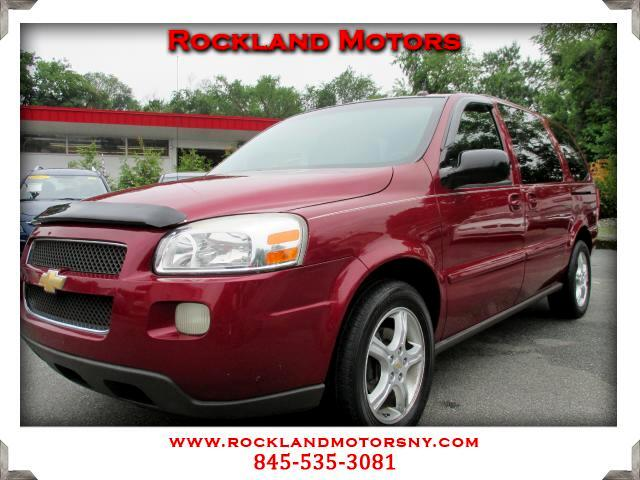 2005 Chevrolet Uplander DISCLAIMER We make every effort to present information that is accurate Ho