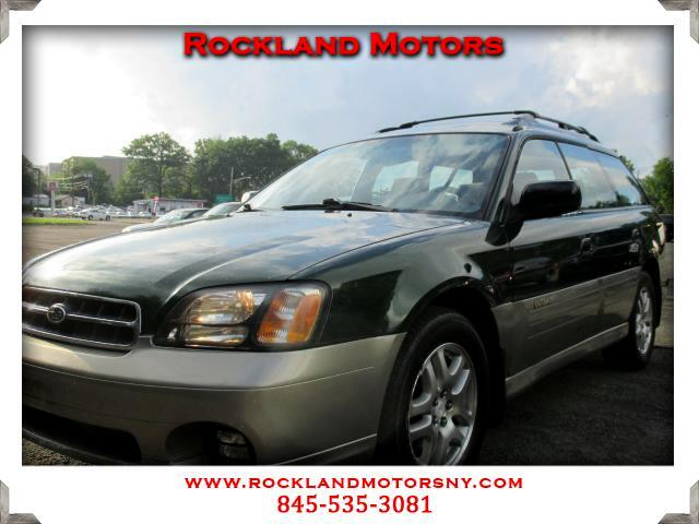 2001 Subaru Outback DISCLAIMER We make every effort to present information that is accurate Howeve