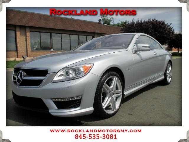 2012 Mercedes CL-Class DISCLAIMER We make every effort to present information that is accurate How