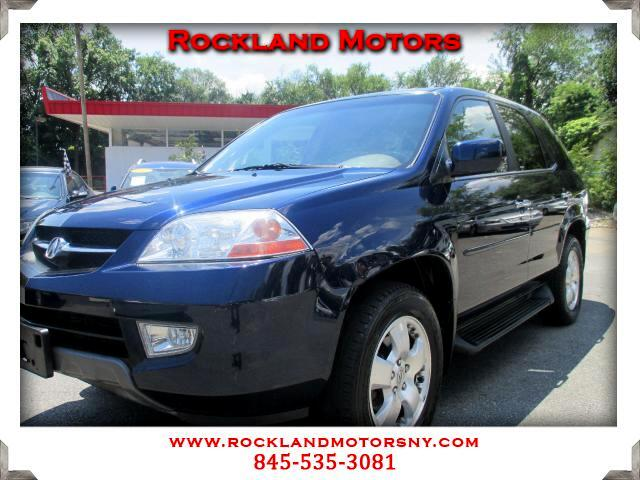 2003 Acura MDX DISCLAIMER We make every effort to present information that is accurate However it