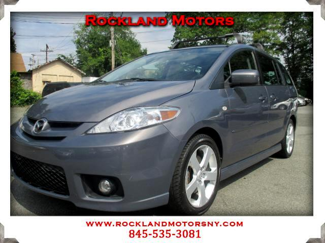 2007 Mazda MAZDA5 DISCLAIMER We make every effort to present information that is accurate However