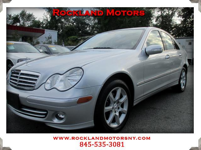 2007 Mercedes C-Class DISCLAIMER We make every effort to present information that is accurate Howe
